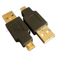 Micro USB to USB a Male Adapter - 65