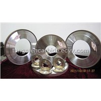 Molds for Machining Tungsten Carbide