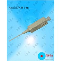 Multi-mode PC Polishing SC Fiber Optic Pigtail