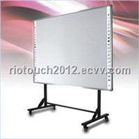 Multi-touch electronic whiteboard/movable whiteboard for school/conference