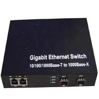 NF-SG2002 Series Two Ports 10/100/1000m Ethernet Optical Fiber Switch