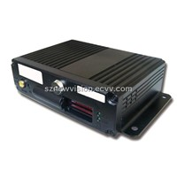 New Products H.264 4ch Economic SD Card Mobile DVR