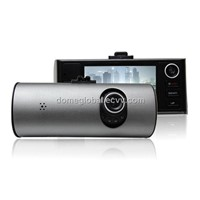 Newest Dual Camera Car DVR F50 Dual 1280*720 Built-in G-Sensor