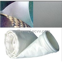 Nonwoven PTFE membrane (coated)needle felt dust collect bag