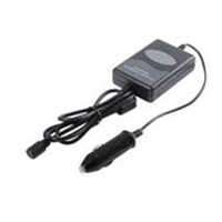OT-90DUA 90W DC car adapter for laptop 12-24v output
