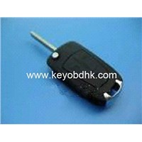 Opel Vectra 2 buttons remote key shell Opel-KS01