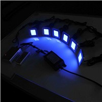 Outdoor Square Colour Changing LED Garden Decking Kits (SC-B102C)