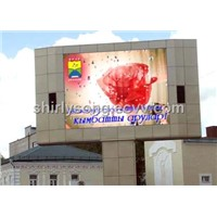p10 Outdoor Full Color LED Display Advertising Screen