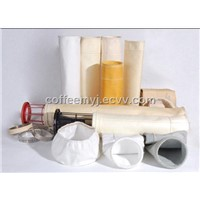 PE nonwoven filter bag  dust collect bag1