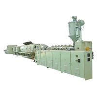 PE Pipe Making Machine / Plastic Extruder