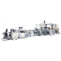 PP/PS/PE Green Suction Package Sheet and Stationery Decoration Sheet Extrusion Line