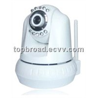 PTZ IP Camera Wireless Surveillance System Built in Web Server Support Smartphone(TB-M003BW)