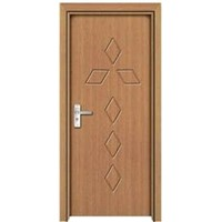PVC Glass Door (M-063)