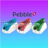 PVC card printer Pebble 4
