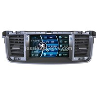 Peugeot 508 Car DVD player video GPS navigation system
