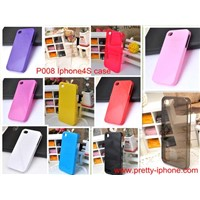 Plastic case for iPhone 4s