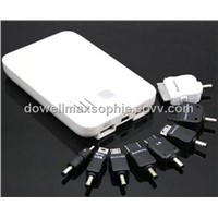Portable Charger for Mobilephone, DC, MP3,MP4