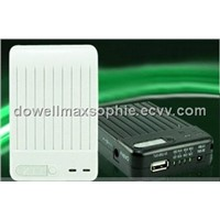 Portable charger for Laptop,Tablet PC,Mobilephone,MP4,PSP,PDA,DC,GPS,etc