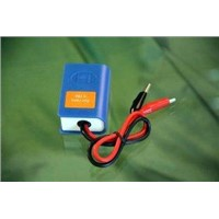 Portable data logger for temperature, Voltage, Pressure, Accelerometers with battery