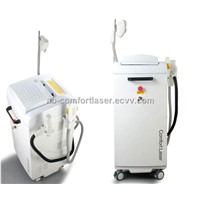 Professional Color Touch Beauty Equipment with IPL+YAG+RF System