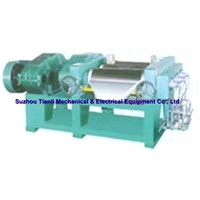 QBJRS Heating S Type Three Rollers Grinder Series for pigment, pencil