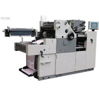 RCHM470PJ-2/RCHM470PJ-2NP(added NP ) 2 Color One Sided Form Press