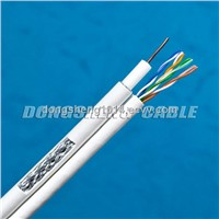 RG59 Coaxial Cable + 2C  Power cable Combined Cable