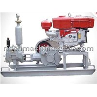 RG60-40/130-20 Piston Grout Pump