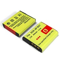 Rechargeable digital camera battery SON. NP-BG1