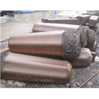 Refining Furnace Smelting 20CrNi2Mo Rough Machining Alloy Steel Ingot Forgings