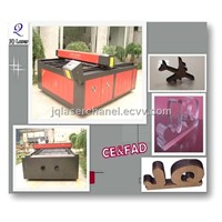 Resin,Plexiglas,Acrylic,Veneer MDF Wood Laser Cutting Machine with ballscrew For Sale