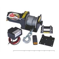 Roller fairlead handy 2000 lb ATV Electric Winch / Winches
