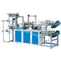 Rolling Bag Sealing And Cutting Machine