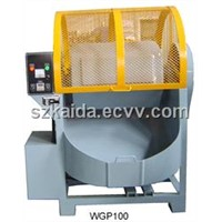 Rotary Barrel Finishing Machines