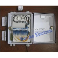 SPX3-FQ 24fibers Outdoor Fiber Termination Box