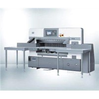 SQZ-137CT 4KW Paper converting equipment, cutting machine