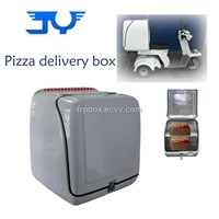 Scooter Pizza Delivery Box With Large Room