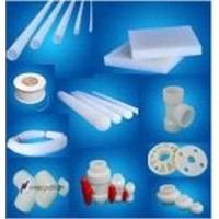 Sell all kind of fluoroplastics(sheet, rods, pipe...)