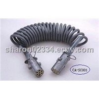 Seven Core Cable for truck trailer