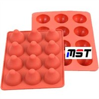 Silicone Ice Cube Tray Mold
