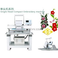 Single Head Compact Embroidery Machine (SK901-T)