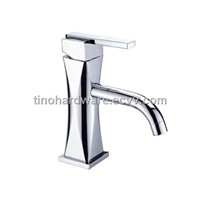 Single handle single hole basin mixer
