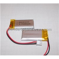 Small Polymer Li-ion Battery 3.7V 280mAh