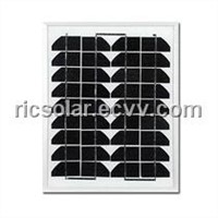 Solar LED Lights 5W Polycrystalline Panel