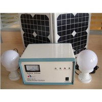 Solar-powered LED lighting System:MSD 02-02