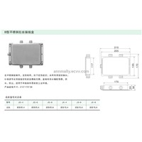Stainless steel Junction box (size  A ,B,C,D ) SS304