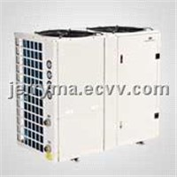 Swimming pool heat pump - Top discharge type