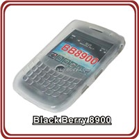 TPU Clear Case for Blackberry 8900