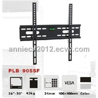 Television wall mount for 26