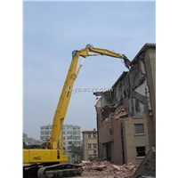 Three Segment Boom & Arm / Excavator